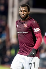 Heart of Midlothian v Glasghow Rangers, 1st, February, 2017